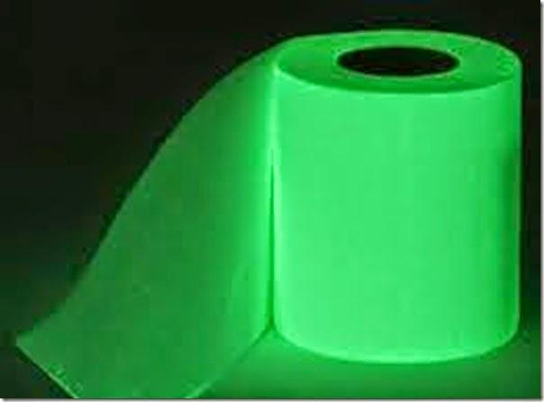glow in the dark paper