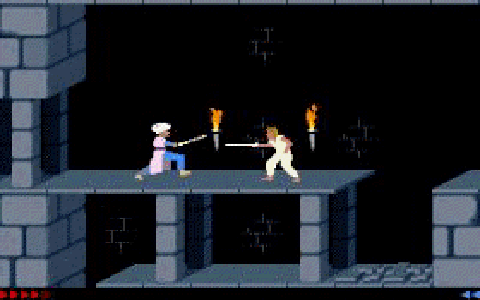 A4 The one that I vividly remember is Prince of Persia, the old game. #cfchat  https://t.co/flLQ1XDTER http://t.co/UCbw7xGic9