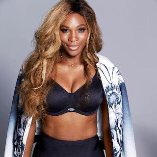 Williams boobs serena Serena Williams