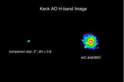 Captan una estructura artificial o un inmenso cometa orbitando una estrella CRXQHSJUcAEm48C