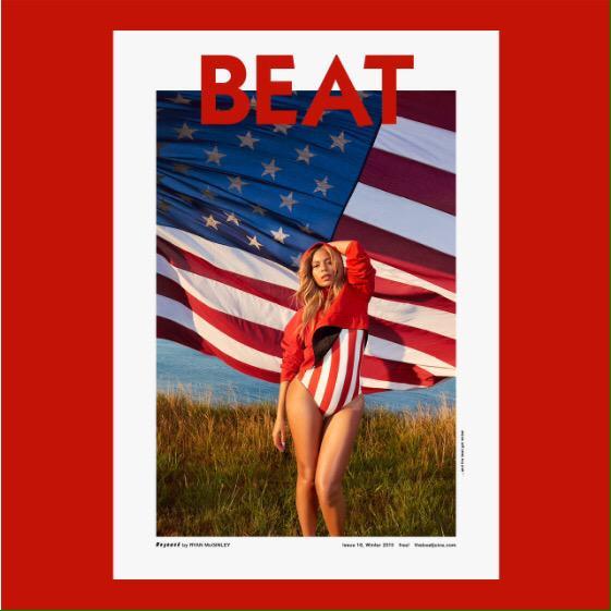 GUYS! Guys! GUYS! Beyoncé. BEYONCÉ @TheBeatJuice http://t.co/1OrzURSrYt