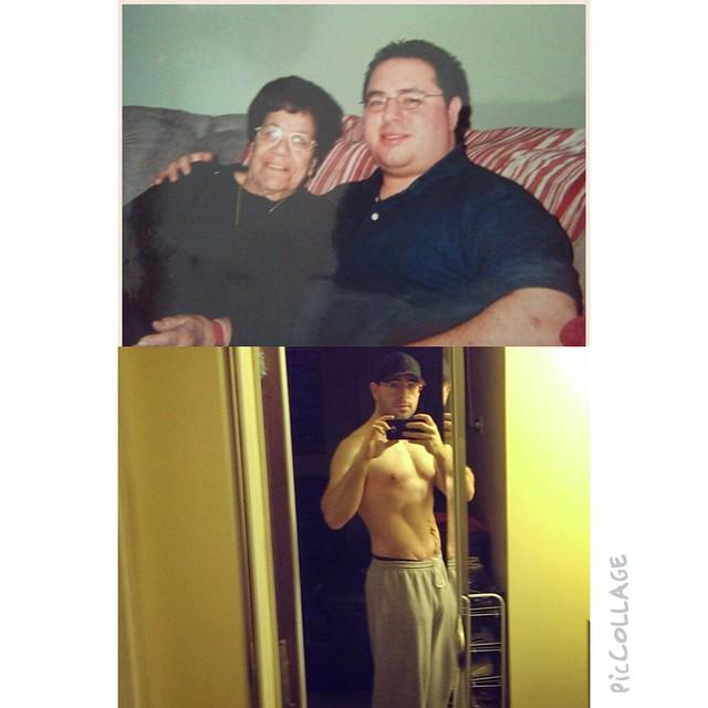 @seriouslyclara Was husky gamer guy growing up, 335lbs & @DickTalens shared his weight loss cheatcodes with me FTW http://t.co/opzDgw9WBC