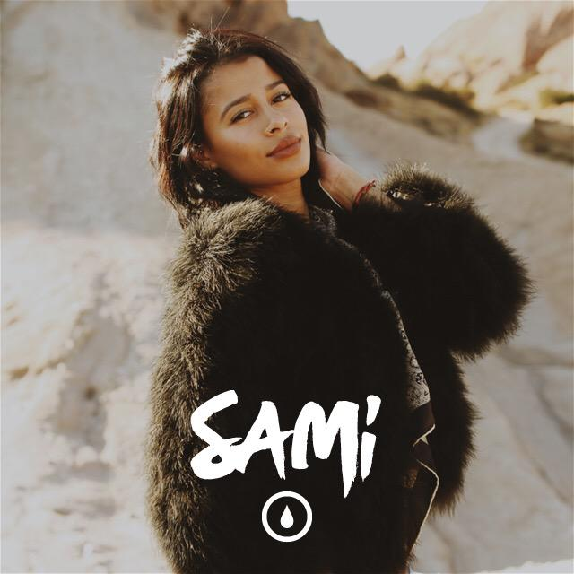 This is @SamiMiro. She's a fashion guru & is helping to create a world where everyone has clean water. #UsForUs http://t.co/73Kq2Zq5Cr