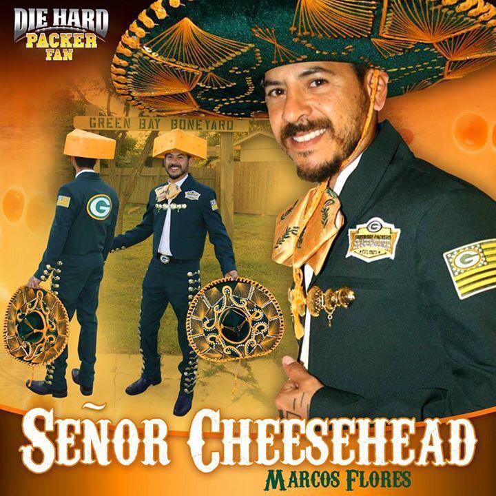 Señor Cheesehead on Twitter: \