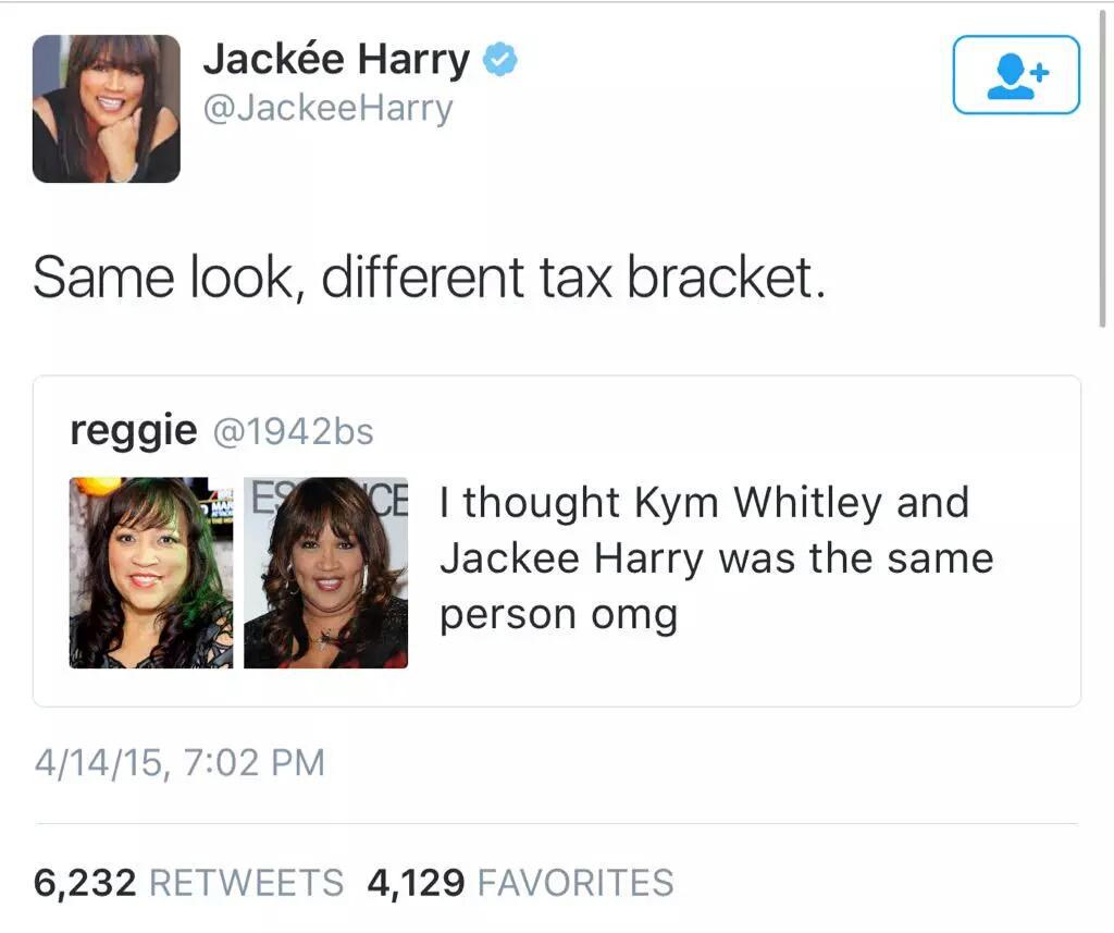 and the gold medal goes to ... RT @OG_triple_OGe: Shade levels through the roof. #greatmomentsinblacktwitterhistory http://t.co/LIRmASKHFX