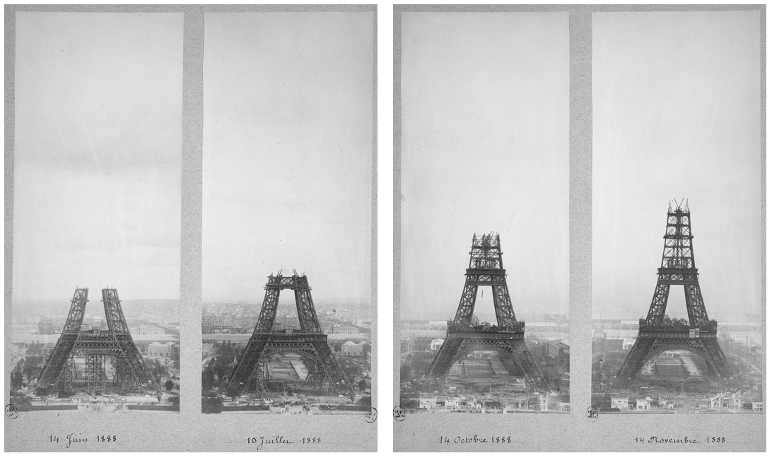 CRYoHDJVAAAnJtR - The Eiffel Tower's 130th anniversary!