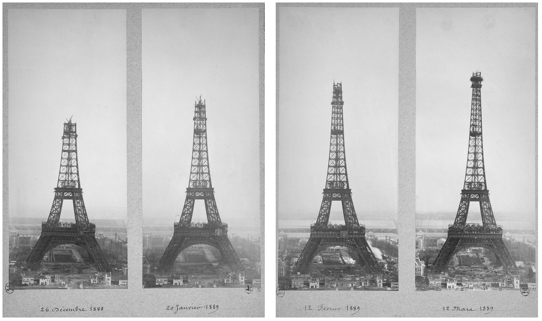 CRYoHV0UAAElY43 - The Eiffel Tower's 130th anniversary!