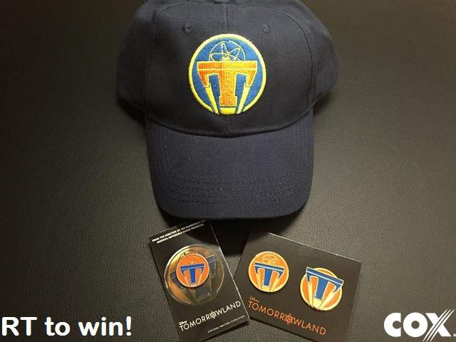 Watch Disney's Tomorrowland On Demand & RT to win a Tomorrowland prize pack![Rules to follow] http://t.co/kxHelwpqra http://t.co/83DeSOsmMH