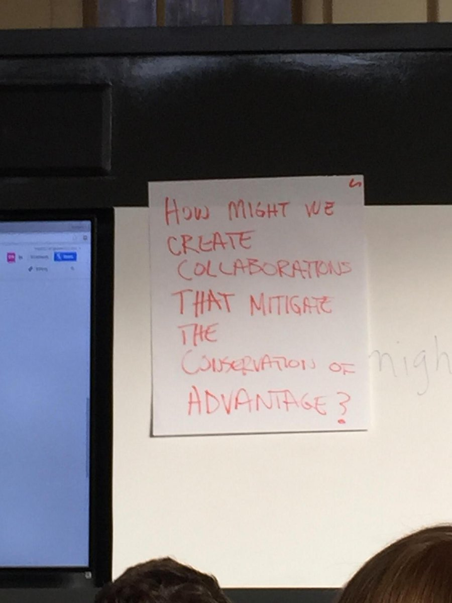 Question around ethics and collaboration question #dlrn15 http://t.co/cxAVUjxGMU