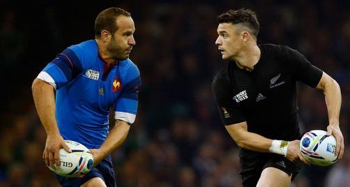 Coupe du monde de rugby la france face aux blacks - Qui a gagne la coupe du monde de rugby 2015 ...