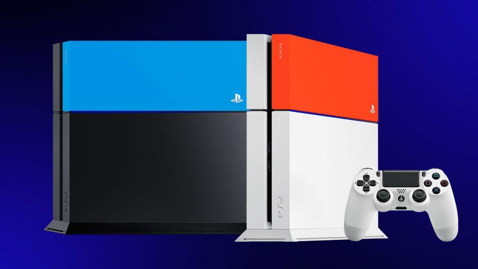 The PS4 gets a new facelift techradar.com/news/gaming/ps…