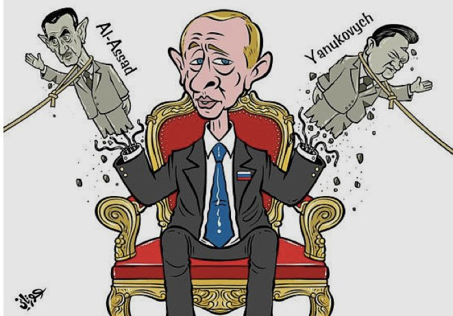 Асад готов к диалогу с сирийской оппозицией, - Путин - Цензор.НЕТ 1553