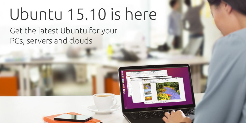 What's new for cloud & server in Ubuntu 15.10? https://t.co/qKTLcDgriL https://t.co/OpfhLbJ5bN