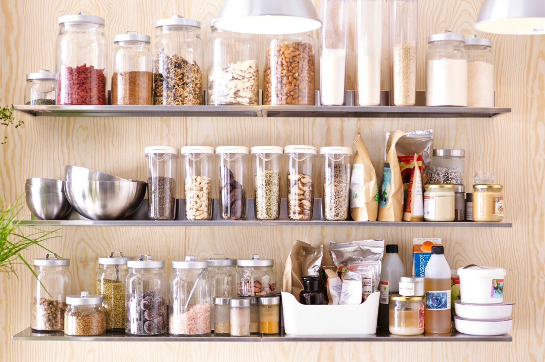 """IKEA Italia on Twitter: """"Idee per organizzare la #cucina in modo ..."""