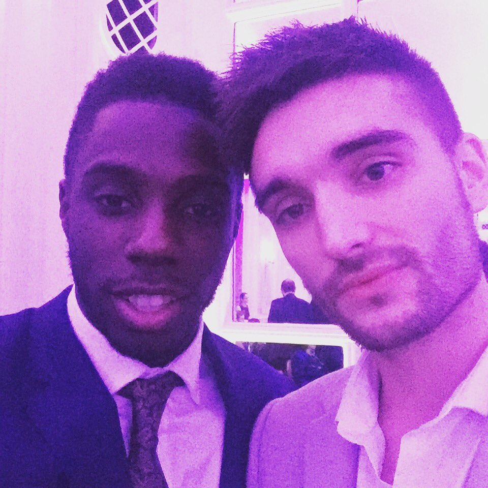Good seeing you @TomParker we'll sort our game out https://t.co/mDLS0BEWVi
