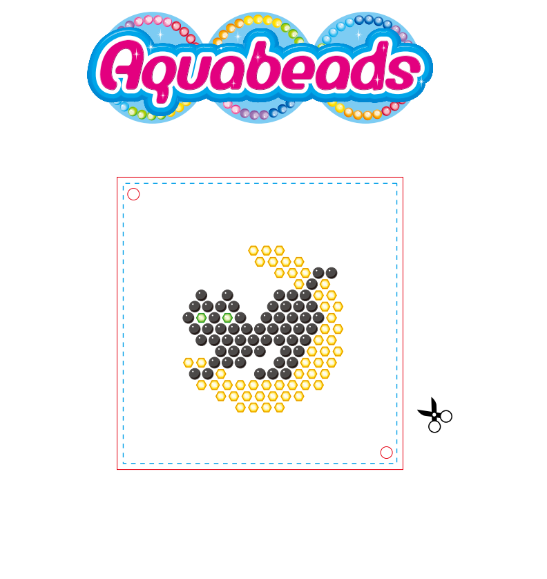 Aquabeads On Twitter Why Not Make Your Very Own Halloween - Aquabeads templates
