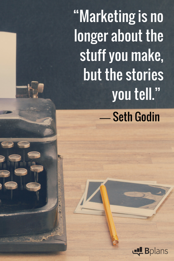 """#Marketing is no longer about the stuff you make, but the stories you tell."" ― Seth Godin @ThisIsSethsBlog #Quotes http://t.co/E6o94DB9jK"