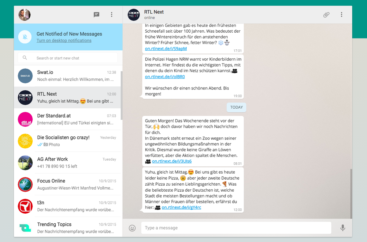 Swatio On Twitter If You Love Whatsapp You Must Check