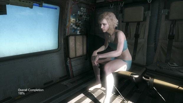how to see play time on mgsv