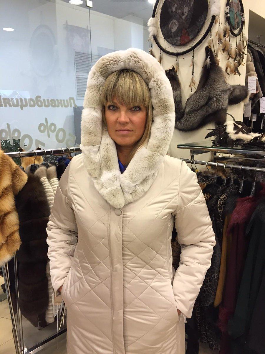 зимние женские пальто и куртки из стеганой плащевки фото