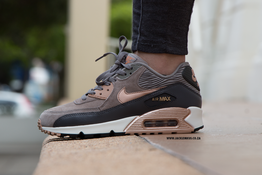 nike air max dames dark storm