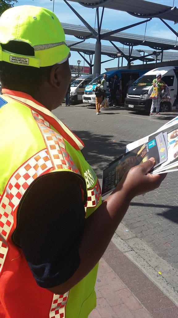 # Driver #Pedestrian #Safety #campaign