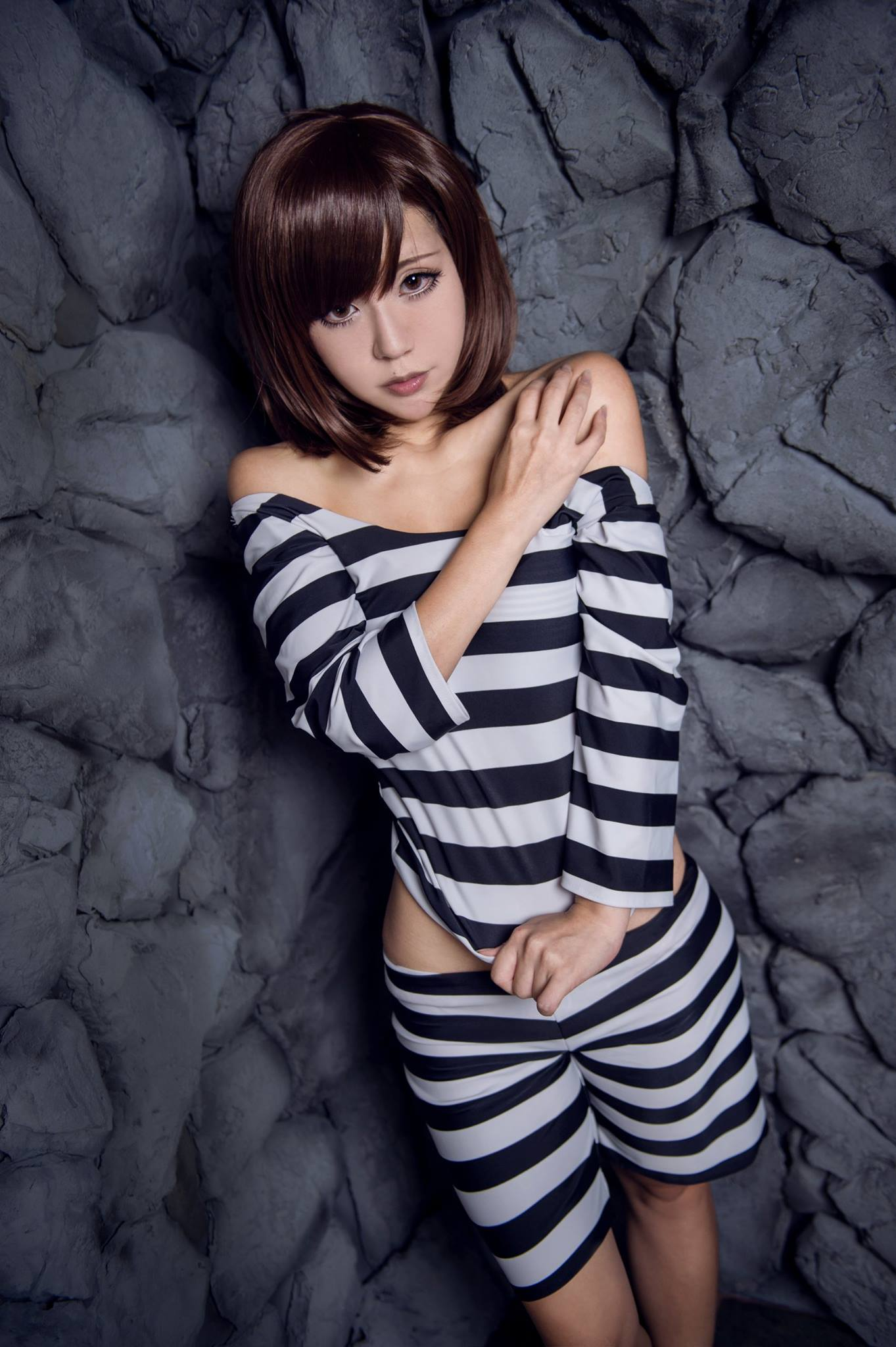 Ulkhror on Twitter: Very sexy 監獄學園 Prison School #cosplay