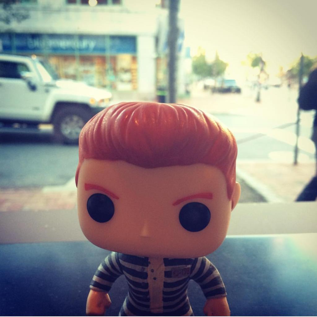 C Monaghan Source On Twitter Quot Funko Pop Jerome 🃏 Https