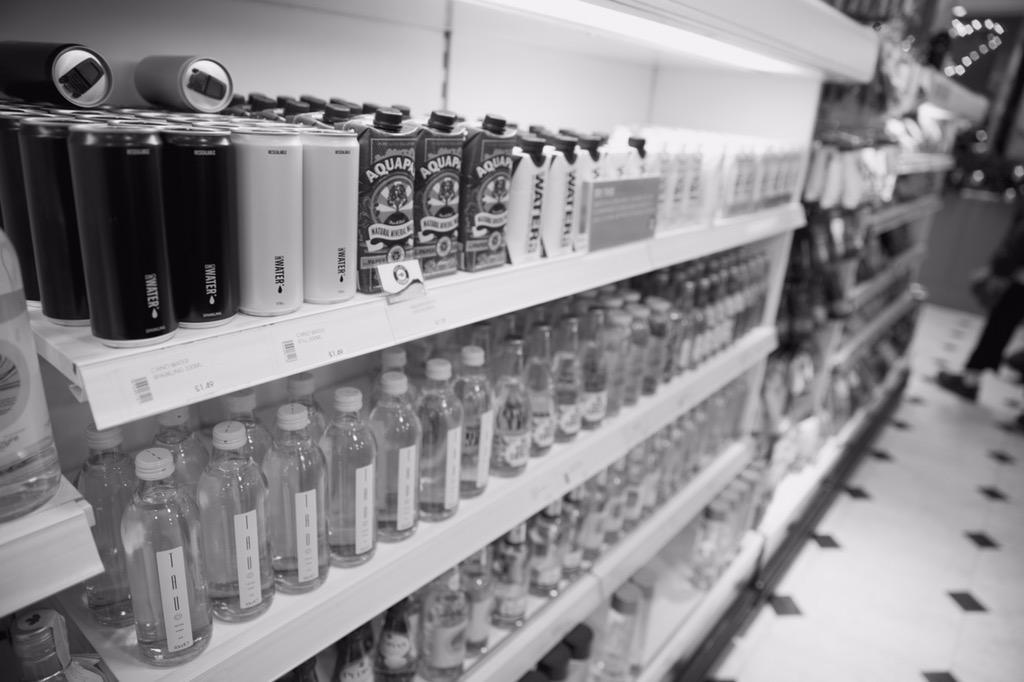 Plastic Bottles: Meet the producers behind water in