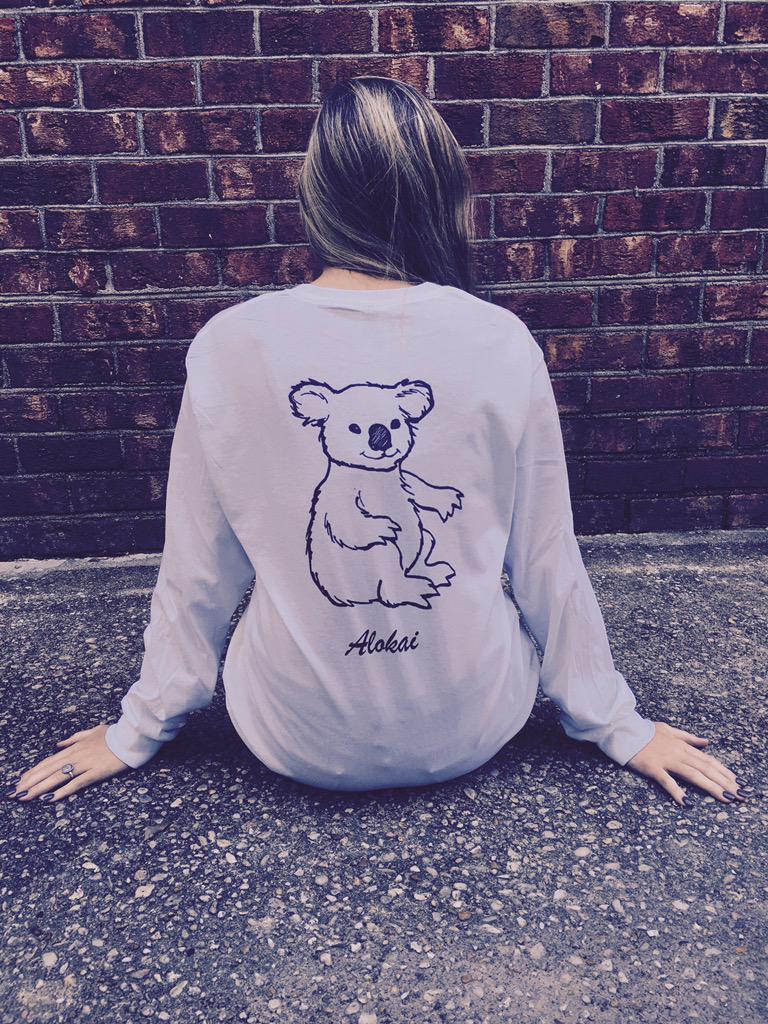 Alokai Clothing On Twitter Koala Shirts Are Available Until Supply