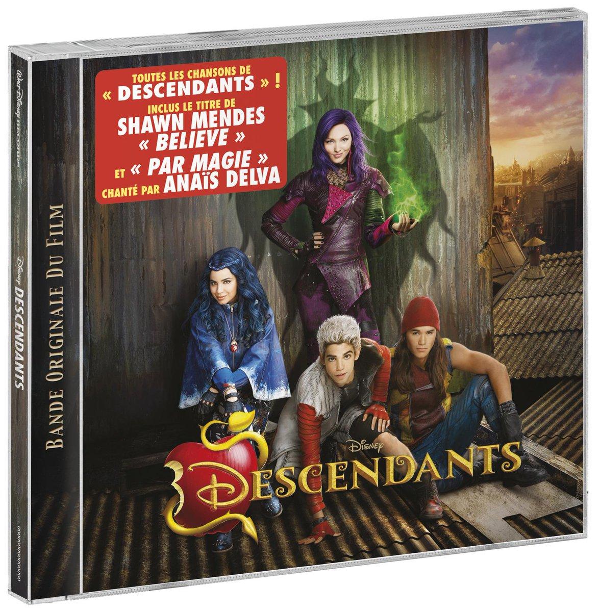 "Disney Channel on Twitter: ""A gagner : un DVD #Descendants ..."