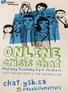 Chat room for teens 13-17