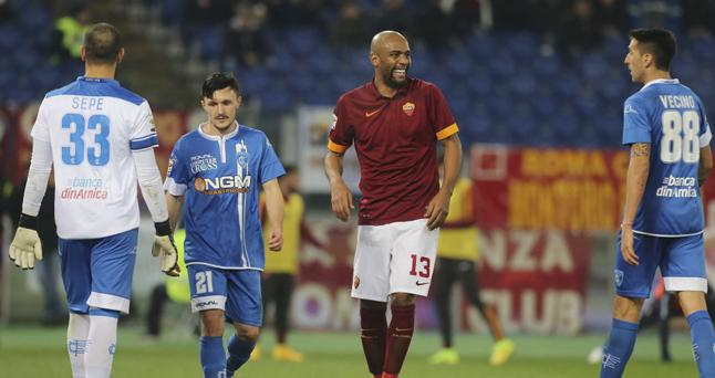 Come vedere Roma-Empoli in diretta tv e video streaming Rojadirecta.