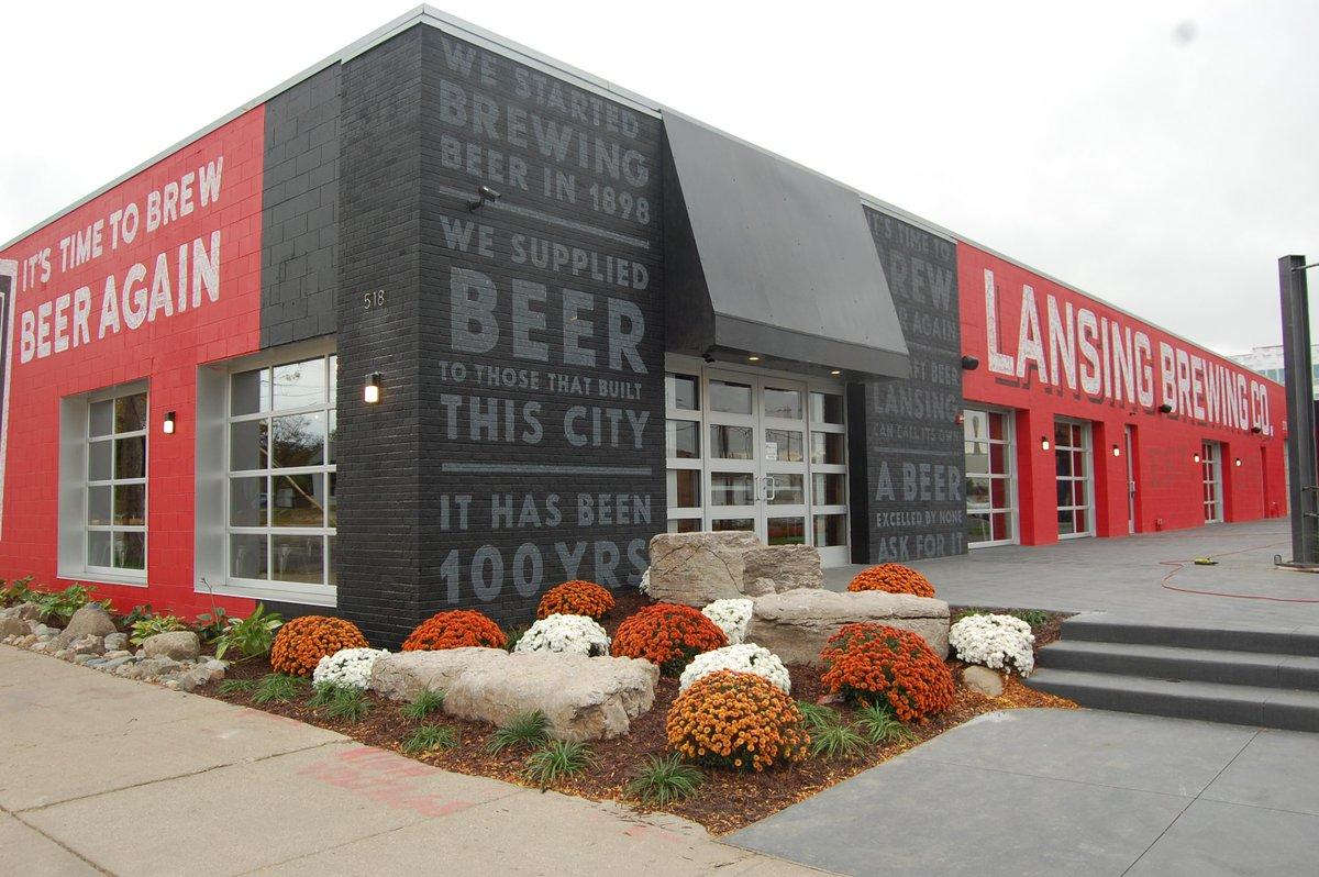 Lansing Brewing Company (@LansingBrews) to open Thursday. http://t.co/vhzxlWAiTA http://t.co/0ypeYJfc0t