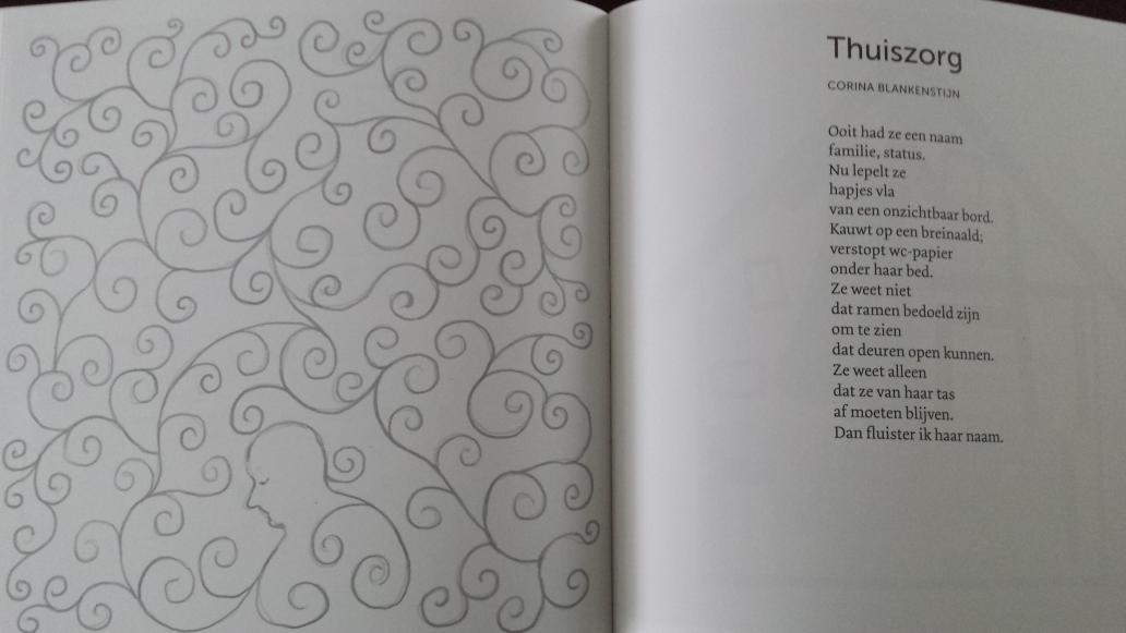 Corina Blankenstijn On Twitter Gepubliceerd Gedicht In