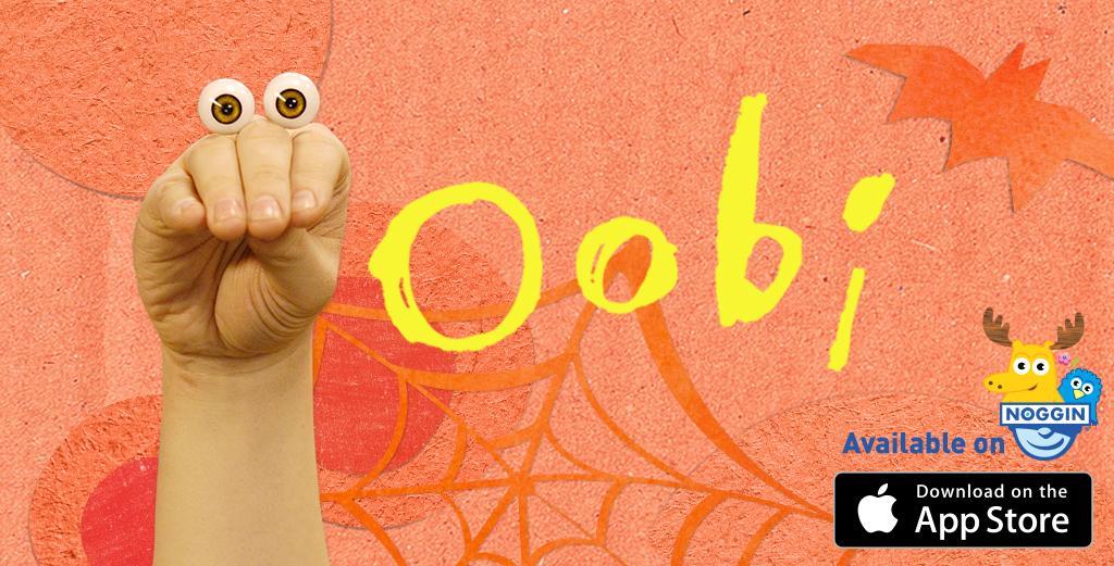 watch a halloween oobi episode only on noggin httptcolq5y3rbguo httptcougrccx1qwc - Oobi Halloween