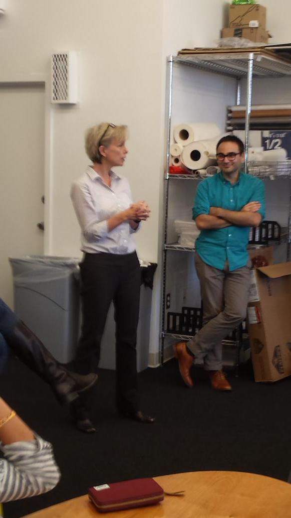 Meeting Maggie Little @EthicsLab @TrinityHallNJ @EthicsInstitute http://t.co/Oksqc03K8W