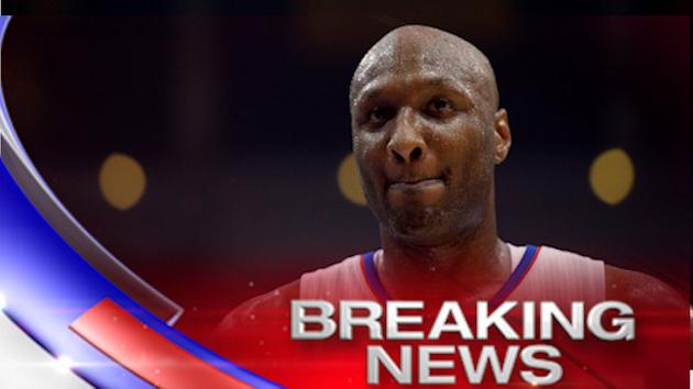 Lamar Odom said 'good morning,' gave a thumbs up and is breathing on his own, sources say http://t.co/x9K2V4ZJnn