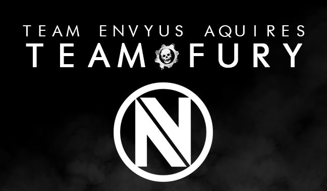 """Team Envy on Twitter: """"SURPRISE! We signed a Gears of War ..."""
