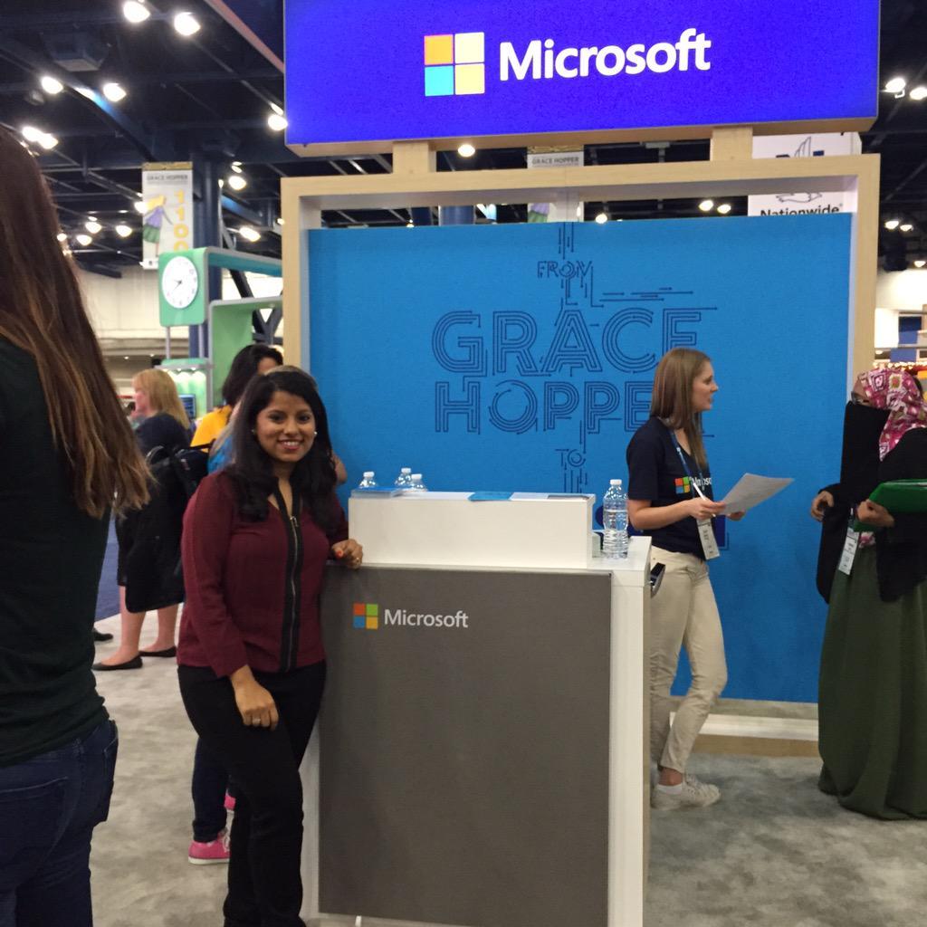 microsoft career fair
