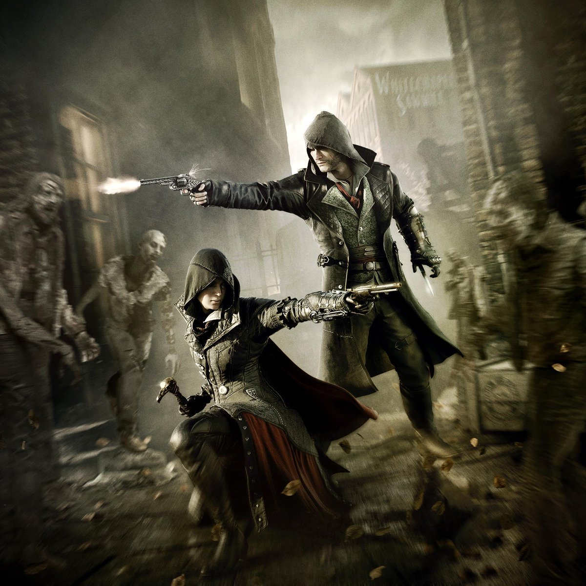 Assassin S Creed On Twitter Whether You Re Fighting Zombies Or