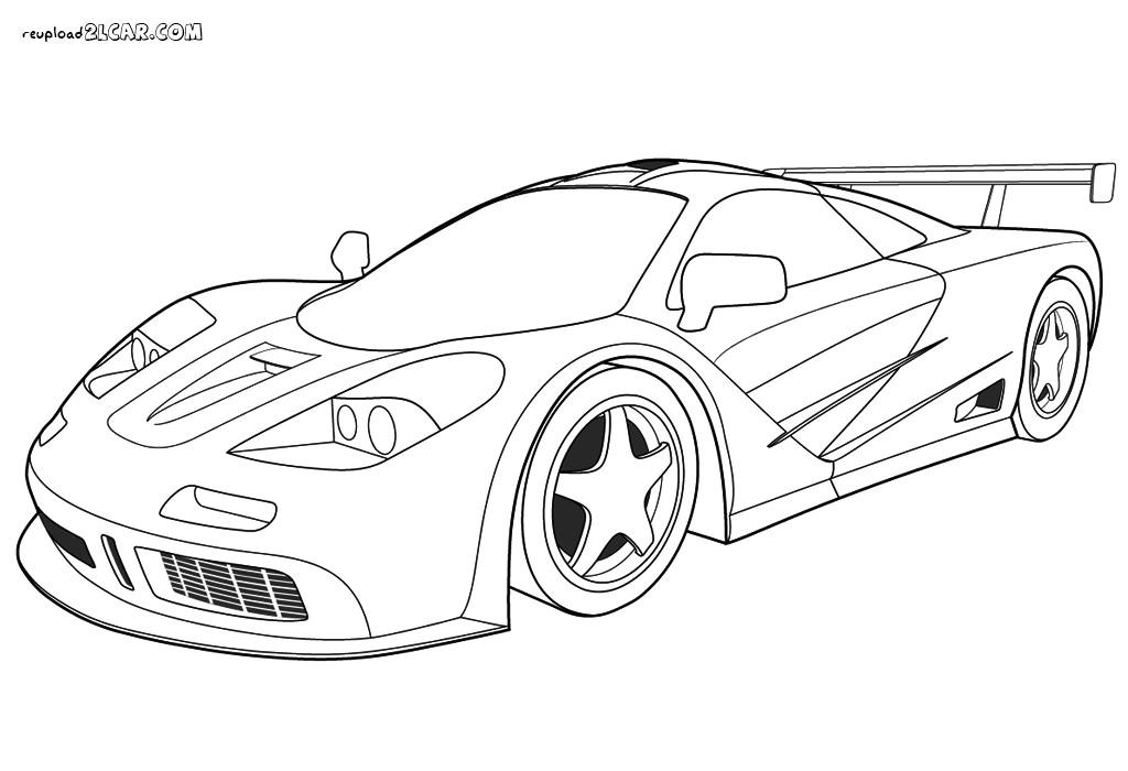 Putra Pratama On Twitter Gambar Mewarnai Mobil Ferrari Mobil Keren