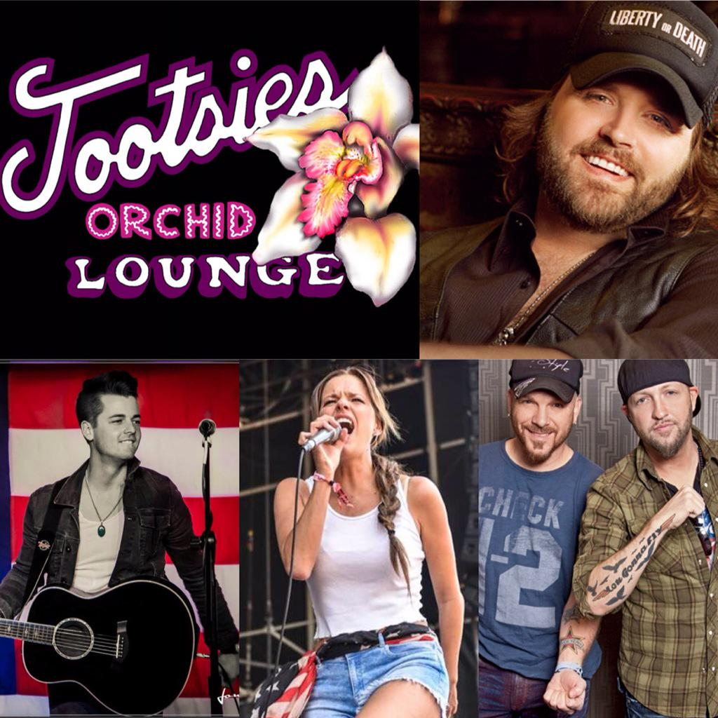 This Wednesday-21st-ON Broadway. Free show to celebrate Tootsies 55th BDay! #randyhouser #chasebryant #locash http://t.co/xPvMEReFzZ