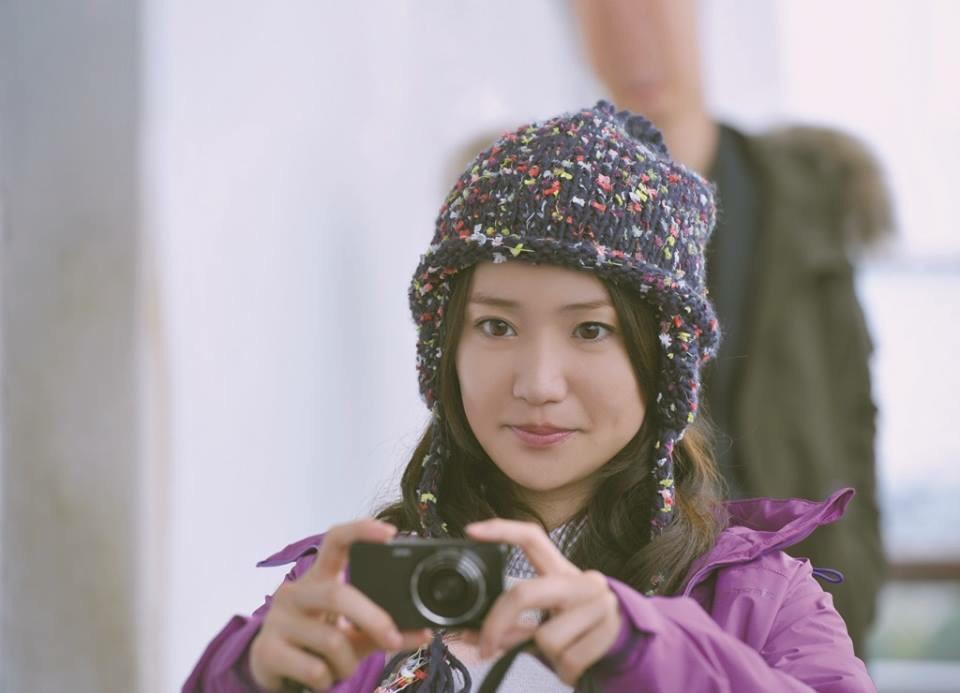 大島優子さんHappy Birthday★ 本日10月17日は、映画『ロマンス』で、北條鉢子を演じた大島優子さんの27才の誕生日です♪おめでとうございます!
