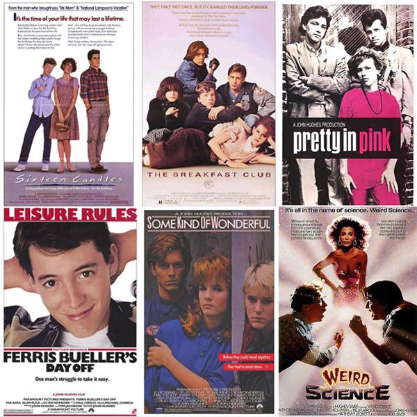sixteen candles and the 80s essay In the films sixteen candles, the breakfast club, ferris bueller's day off, and pretty in pink, hughes focuses on the pressures and conformities of the white middle class adolescence the simple fact is that the youth of the eighties were trying to survive in the superficial and unhappy world in which their parents had raised.