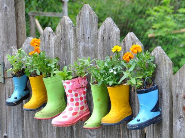 Zero Decor On Twitter Diy Garden Decoration Craft Ideas