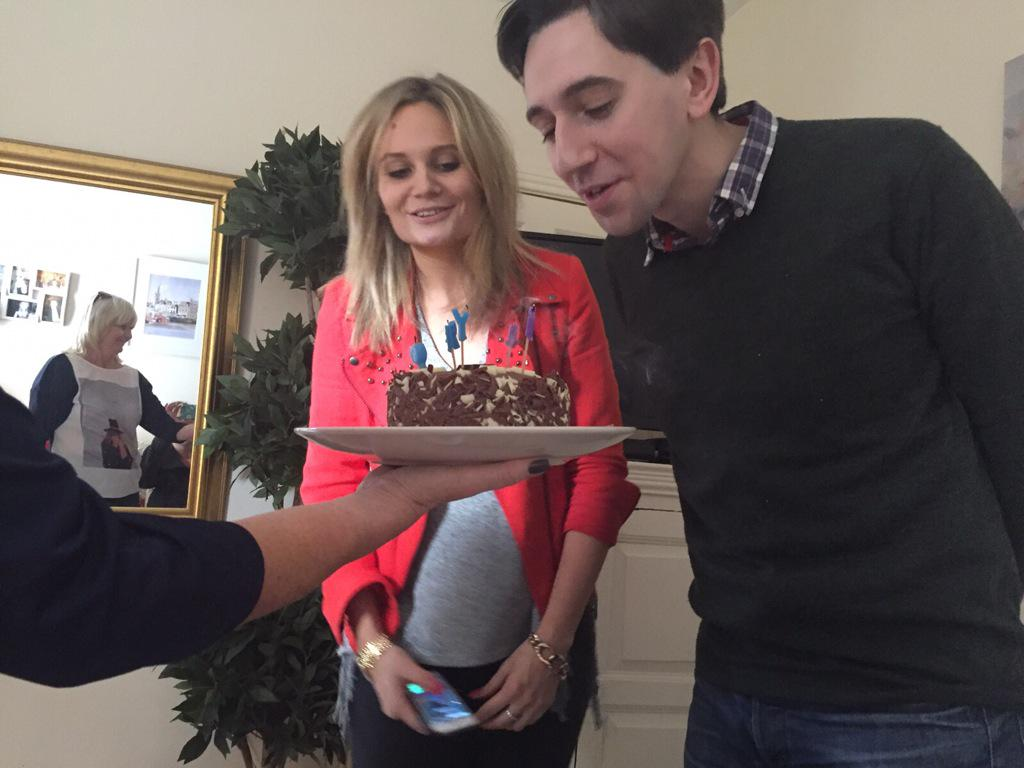 Simon Harris TD On Twitter My Best Birthday Present Ever