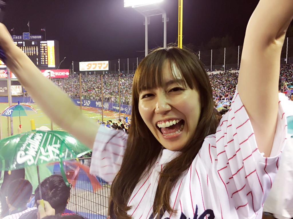 勝ったぞー!すわほぉぉぉぉお!!!日本シリーズいくぞ!日本一になるぞー!!!!!(≧∇≦) http://t.co/20ayJgxpza