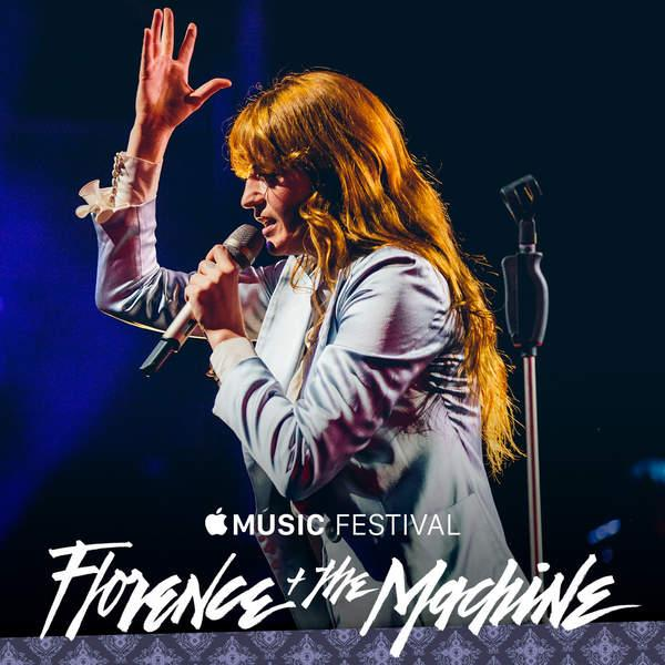 Florence + the Machine Apple Music Festival 2015