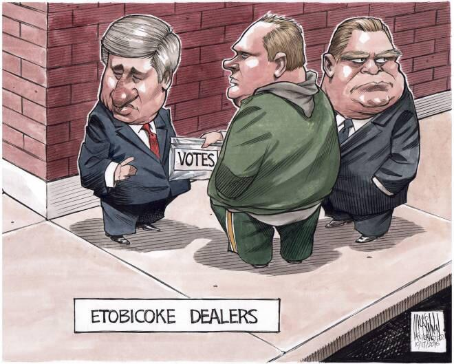 Of all the desperate overthought end of days election tactics -- Harper holding a rally with Rob Ford  #cdnpoli http://t.co/02bjbr5DJf